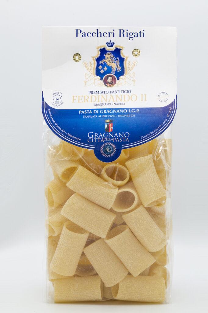Paccheri Rigati
